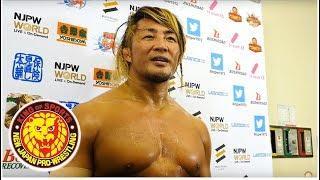 G1 Climax Finals Result: Kota Ibushi vs. Hiroshi Tanahashi