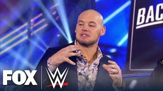 King Corbin Calls Sharing The Ring With The Rock A 'Special Moment,' Says He Owes Him A Beating