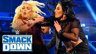 Mandy Rose vs. Sonya Deville Announced For 5/8 WWE SmackDown