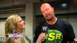 Steve Austin Would Love To Wrestle Hulk Hogan ... If Time Travel Existed