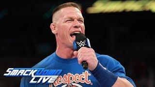 SmackDown Viewership Drops For Independence Day Episode, Despite John Cena's Return