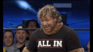 Kenny Omega Media Conference Call Highlights