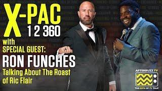 Ron Funches Talks Being Picked For Ric Flair Roast