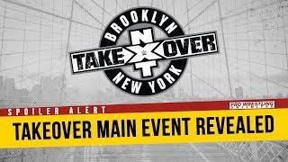 SPOILER: Triple-Threat Match For The NXT Championship Made Official For NXT TakeOver: Brooklyn IV