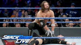 James Ellsworth Says AJ Styles Saved His Life, But Vince McMahon Didn't Want AJ's Bare Ass On TV