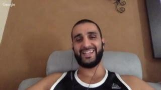 Exclusive: Firas Zahabi Discusses GSP's Upcoming Fight Against Michael Bisping