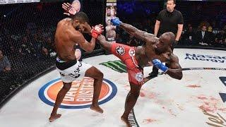 Melvin Manhoef vs. Chidi Njokuani Headlines Bellator 210