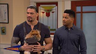 Roman Reigns Wants To Add Layers Of 'Being Chilled Out' And 'Comedy' To His Character