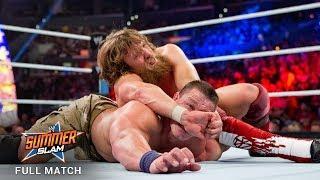 FULL MATCH: Daniel Bryan vs John Cena -- Summerslam 2013