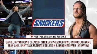 Fightul Wrestling Weekly (3/23): Daniel Bryan, Moolah - Snickers, New Japan, Adam Page, Switchblade, MMA