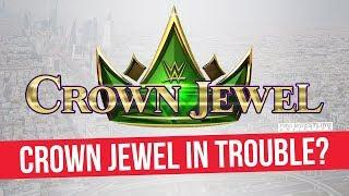 Report: WWE Creative Was Told John Cena Would Not Be At Crown Jewel; Event In Jeopardy