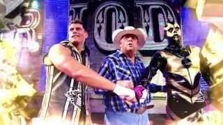 Cody Rhodes On How Goldust Reacted To His World Championship Win
