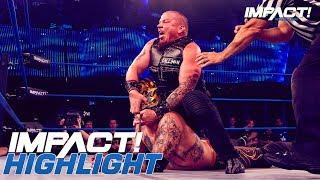 Impact Wrestling Fines Sami Callihan $5,000 For Spitting On Referee
