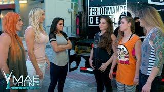 Report: WWE Still Interested In A WWE Horsewomen vs. MMA Horsewomen Angle