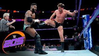 Drake Maverick Makes A Change To Cruiserweight Title Match Between Cedric Alexander And Drew Gulak