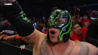 Aroluxe Announces First Show, Headlined By Rey Mysterio