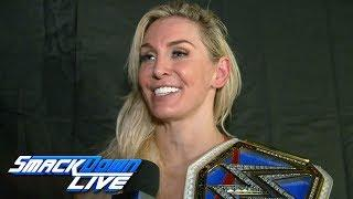 Charlotte Flair Defeats Asuka, Wins SmackDown Women's Title On SmackDown Live