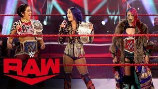 Sasha Banks & Bayley Accept WWE Women's Tag Team Title Match Challenge For 7/13 Raw