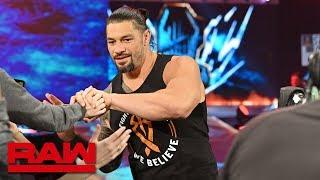 John Cena And More WWE Superstars Welcome Roman Reigns Back
