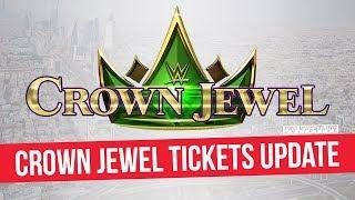 Saudis Confirm The Death Of Jamal Khashoggi; On-Sale Date For Tickets To WWE 'Crown Jewel' Postponed
