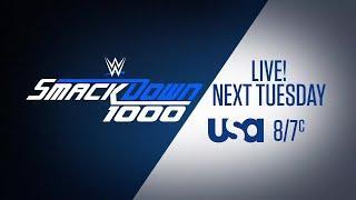 SPOILER: Former WWE Superstar Set To Appear At SmackDown 1000