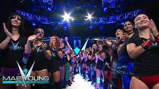 Live Coverage & Discussion For The Mae Young Classic 2018 Episode 7 Tonight At 9pm EST.