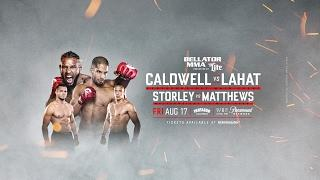 Bellator 204 Weigh-In Results, 2 Fighters Overweight