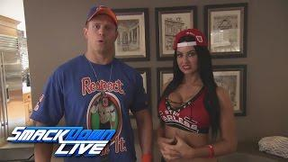 The Miz Didn't Initially Want To Spoof John Cena And Nikki Bella