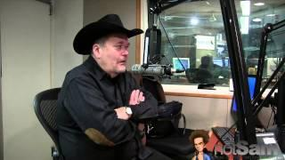 Jim Ross: Jon Moxley vs. Kenny Omega Challenged Me As An Announcer