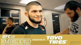UFC 229 Embedded: Vlog Series - Episode 2