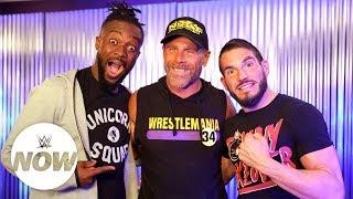 Shawn Michaels Believes The Wednesday Night War Is Great For The Business