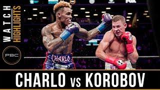 Jermall Charlo Defeats Matt Korobov, Retains Interim Middleweight Title