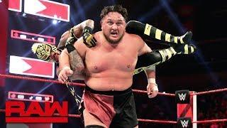 Rey Mysterio Returns To WWE Raw On 7/8/19 Edition