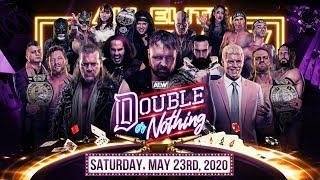 AEW Double Or Nothing: AEW World Title - Jon Moxley vs. Brodie Lee Result