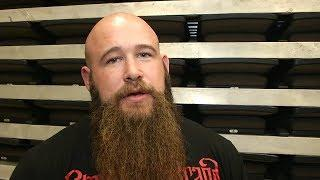 EXCLUSIVE: Raymond Rowe Talks Relationship With NXT's Sarah Logan