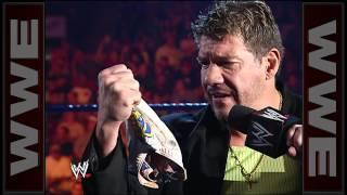 Jimmy Jacobs Recalls Wrestling Eddie Guerrero In Smackdown Squash