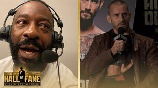 Booker T Knows Nothing About CM Punk Possibly Joining WWE Backstage