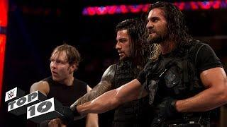 The Shield Set To Open Raw