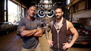 The Rock Praises Arn Anderson's Insight, Chelsea Green Shares Recovery Photo, Lana Cuts Promo | Fight-Size Update