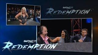 Tessa Blanchard Makes A Surprise Appearance At IMPACT's 'Redemption' PPV