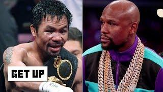 Floyd Mayweather Posts Rant On Manny Pacquiao On Instagram, Pacquiao Responds