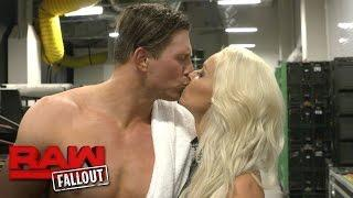 Fight-Size Post-Raw Update: Maryse & The Miz, US Title Match Tonight, Tag Team Turmoil Next Week, Table For 3, Zack Ryder, More!