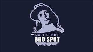 Matt Riddle: 'I Think The UFC Is Grasping For Straws'