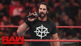 Seth Rollins Appearing On Monday's WWE RAW To Address Brock Lesnar
