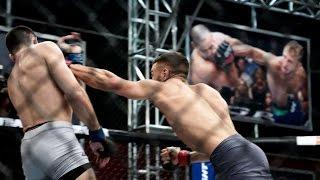 Thibault Gouti Removed From UFC Fight Night: Auckland