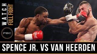 Report: Errol Spence Jr. vs. Lamont Peterson Set For January