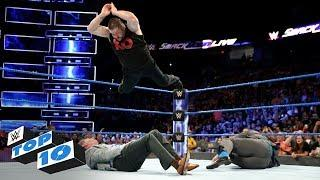 Fight-Size Wrestling Update: SmackDown Top 10, BRAUN SMASH, Cena: Auto Geek, NXT & Lucha Previews, More