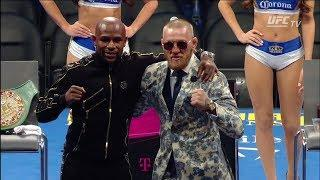LIVE: Mayweather vs McGregor: Post-fight Press Conference And Notes