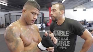 Report: Dan Hooker Faces Gilbert Burns At UFC 226