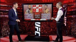 UFC 216: Inside the Octagon - Johnson vs Borg